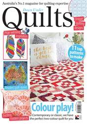 Down Under Quilts issue 179