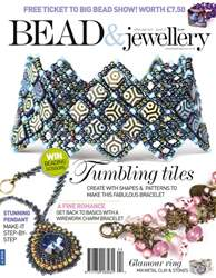Bead Magazine issue April/May 2017