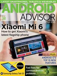 Android Advisor issue 38