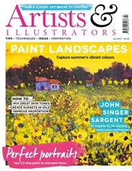Artist & Illustrators issue jul17