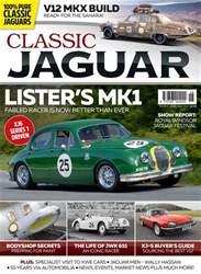 Classic Jaguar issue No. 5: Lister's MK1