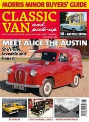 Classic Van & Pick-up issue Vol. 17 No. 7: Meet Alice the Austin