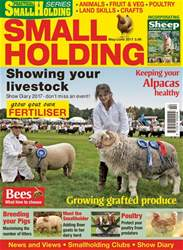 Smallholding issue Issue 2: Showing your livestock