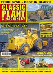 Classic Plant & Machinery issue Vol. 15 No. 7