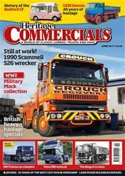 Heritage Commercials Magazine issue June 2017