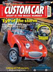 Custom Car issue No. 571 Eight is the magic number