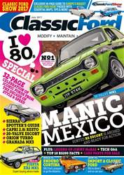 Classic Ford issue No. 252 16  I Love 80s special