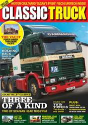 Classic Truck issue No. 38 Three of a kind