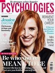 Psychologies issue No. 142 Be who you're meant to be