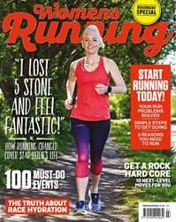 Women's Running issue Women's Running