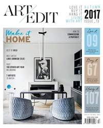 Art Edit issue Autumn issue 13
