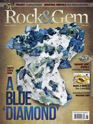 Rock & Gem Magazine issue Rock & Gem Magazine