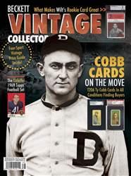 Vintage Collector issue Vintage Collector