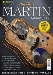 Guitar and Bass Classics issue May