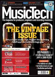 MusicTech issue June 17