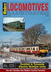 Modern Locomotives Illustrated issue Issue 225