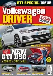 Volkswagen Driver issue June 2017