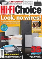 Hi-Fi Choice issue June 2017