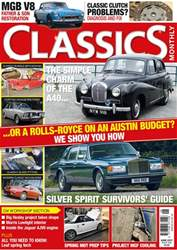 Classics Monthly issue No. 256 A Rolls-Royce on an Austin Budget