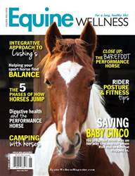 Equine Wellness issue June/July 2017
