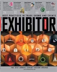 EXHIBITOR Magazine issue EXHIBITOR Magazine