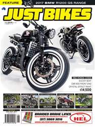 JUST BIKES issue 17-11