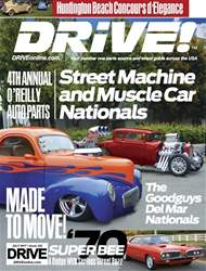 Drive issue July 2017