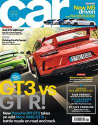 Car issue June 2017
