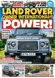 Land Rover Owner issue July 2017