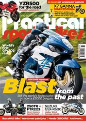 Practical Sportsbikes issue Practical Sportsbikes