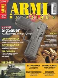ARMI MAGAZINE issue GIUGNO 2017