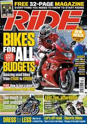 Ride issue Ride