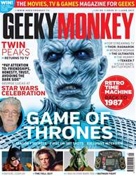 Geeky Monkey issue Geeky Monkey 021