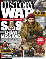 History of War issue Issue 42