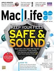 Mac Life issue June 2017