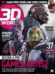 3D World issue July 2017