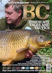 Big Carp Magazine issue Big Carp Magazine