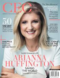 The CEO Magazine ANZ issue The CEO Magazine ANZ