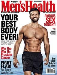 Men's Health Malaysia issue Jun 2017