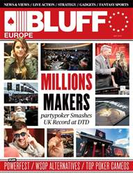 Bluff Europe issue Bluff Europe