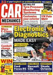 Car Mechanics issue June 2017