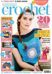 Inside Crochet issue Issue 90