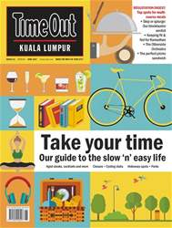 Time Out Kuala Lumpur issue June 2017
