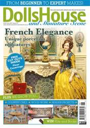 Dolls House and Miniature Scene issue June 2017 (Iss 277)