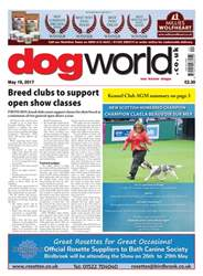 Dog World issue 19/05/2017