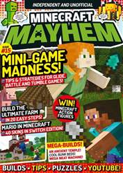 Minecraft Mayhem issue Minecraft Mayhem