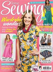 Love Sewing issue Issue 40