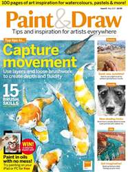 Paint & Draw issue May 2017