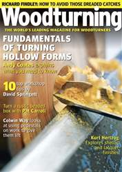 Woodturning issue June 2017