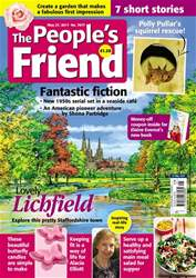 The People's Friend issue 27/05/2017